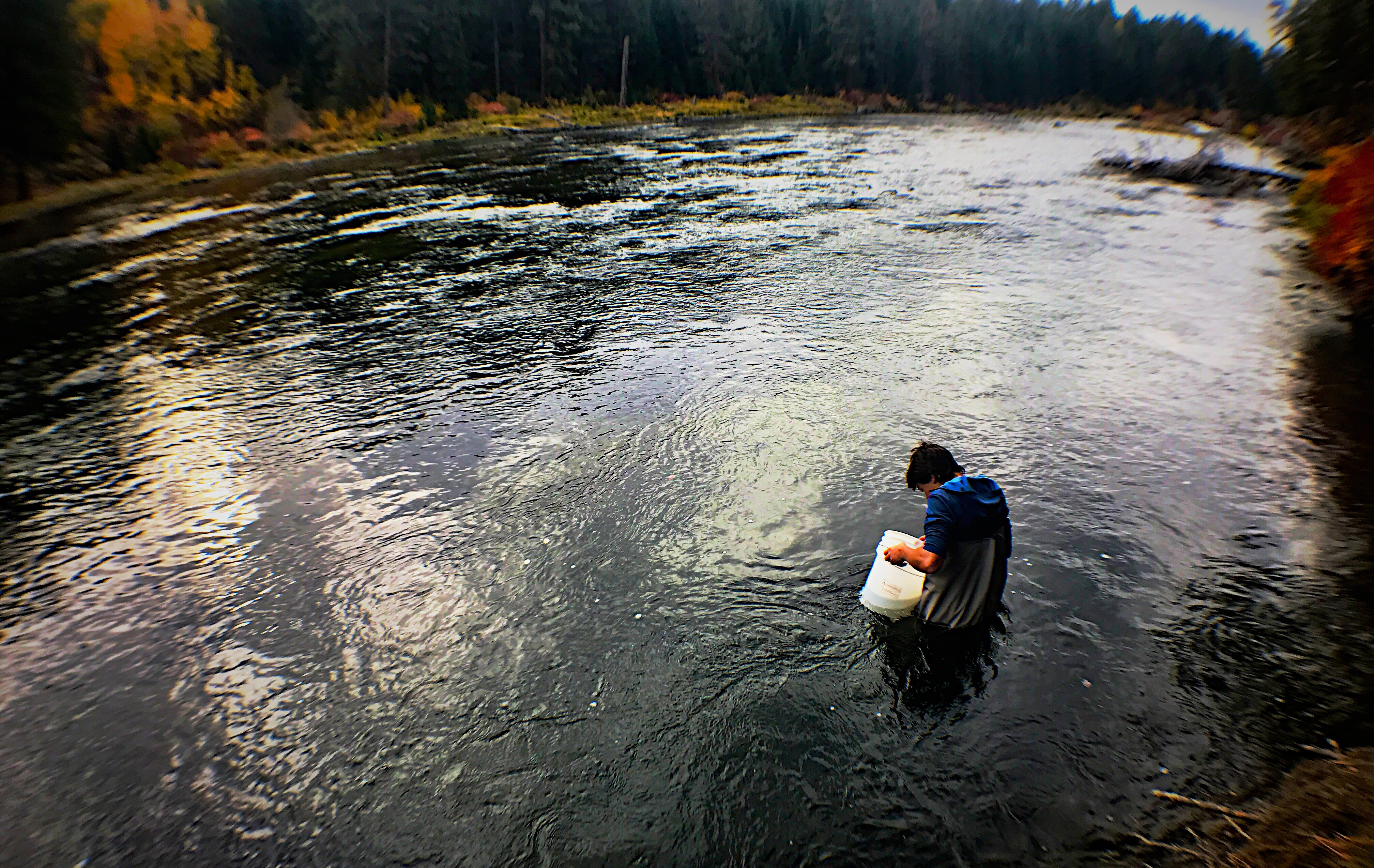 The larger the issue, the longer it takes… Upper Deschutes River